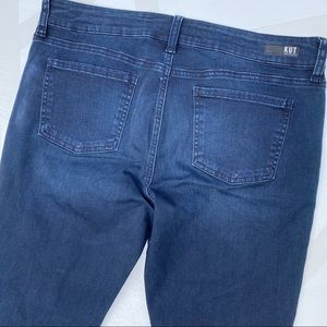 Kut from the Kloth Jeans - Kut From Kloth Natalie High Rise Bootcut Jeans 14P